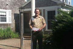 Boy Scouts of Sandwich - 2018 Grant Recipient