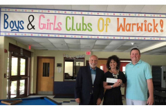 Boys & Girls Club of Warwick - 2018 Grant Recipient